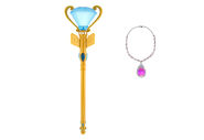 The Scepter And Amulet Of Avalor