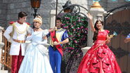 Elena Disney Magic kingdom 7