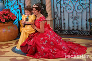Elena Of Avalor At Disney Parks 1