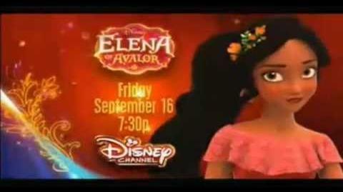 Elena of Avalor - Prince Too Charming - Promo