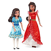 Elena And Isabel Of Avalor Dolls