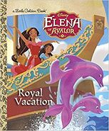 Disney Elena Of Avalor Royal Vacation