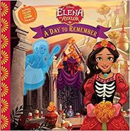 Elena Of Avalor A Day To Remember Book