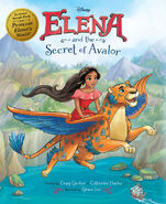 Elena And The Secret Of Avalor Book