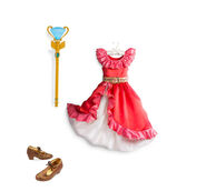 Elena Dress Set With Scepter