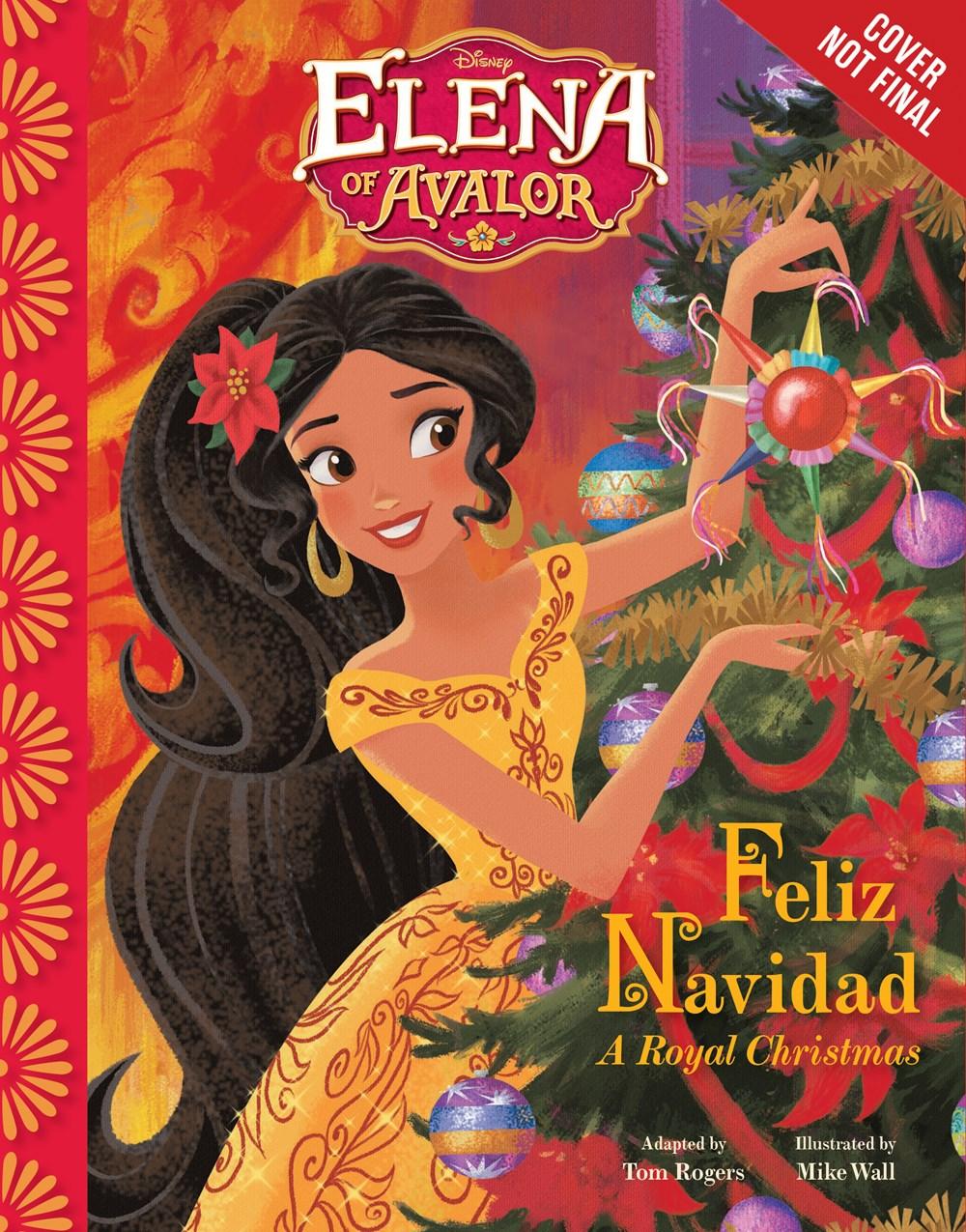A Royal Christmas.Feliz Navidad A Royal Christmas Elena Of Avalor Wiki