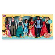 Elena Classic Doll 5 Pack Set