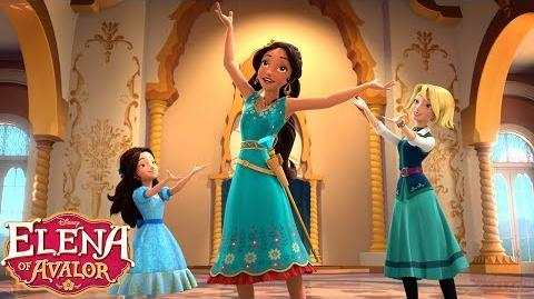 Got it Down Music Video Elena of Avalor Disney Junior