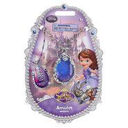 Purple Light Up Disney Store