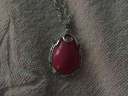 Pink Amulet Of Avalor Necklace 2