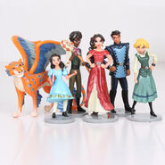 Elena Of Avalor Figurines