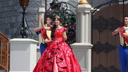 Elena Disney Magic Kingdom 2