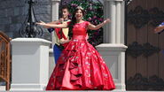 Elena Disney Magic Kingdom 1