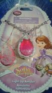 Pink Amulet Toy