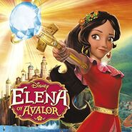 Elena Of Avalor CD