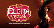 Elena Of Avalor Banner