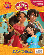 Elena Of Avalor Phidal Book