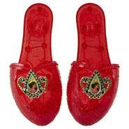 Elena Adventure Shoes Red