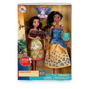 New Elena And Isabel Singing Doll Set 2