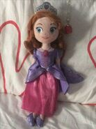 New Sofia Plush And Pink Amulet Necklace 1