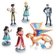Elena figurines