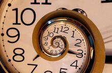 Endless-clock