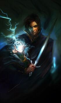 Battle sorcerer by anndr-d7a527g