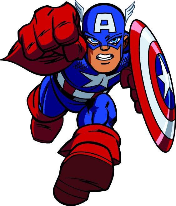 Capitán América | Wiki El escuadron de super heroes | FANDOM powered ...