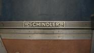 Old Schindler doorsill NL