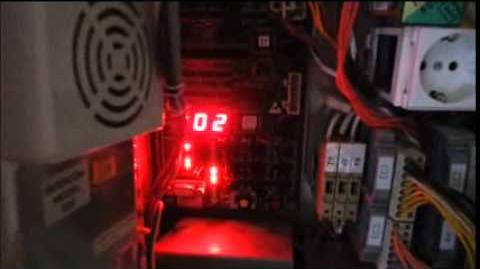 Sigma Muse NV MRL Elevator Controller in Action