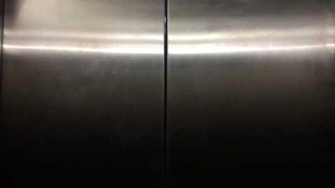 Schindler Hydraulic elevator at Stonebriar Mall Frisco TX