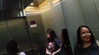 Schindler PORT elevators at High Street Centre-0
