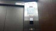 Fujitec LEDIndicator RouteInnHakodateEkimae