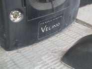 TKE Velino label