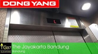 Retake 1 Dong Yang Traction Scenic Elevator - The Jayakarta Bandung
