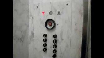 【更新前後比較】銀座カレラ弐番館ビルのエレベーター