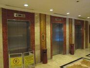 Mitsubishi elevators InnaGrandBali