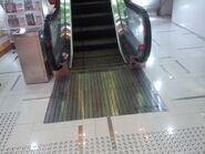 SM escalator 2014 CityGardenMB