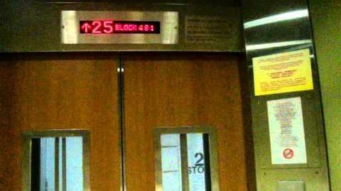 Blk 461 Rochor Residental HDB - IFE High-Speed Elevator
