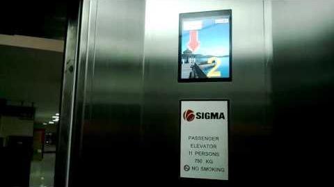 BIS Building, Bangkok Sigma Traction Elevators (Phase 1)