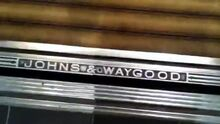Johns&Waygood logo door sills