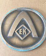 R-EK Medallion