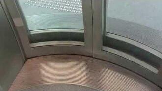 Expo MRT Station - Kone Hydraulic Elevator-0