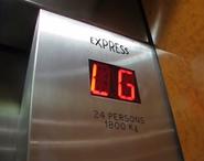 Express Lift EldonSquare Newcastle