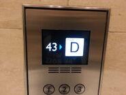 Mitsubishi DOAS floor input 43 TakeD