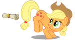 Applejack message