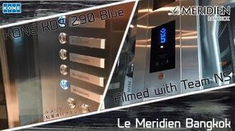 【R02】KONE Scenic Lifts at Le Méridien Bangkok, Thailand「Carpark」w OEH, JessyEle and TleFlip