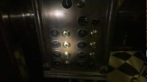 Westbrook Traction Elevator @ Danville Municipal Building Danville VA w CJ Anderson Series 1 and 4 Fixtures