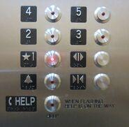 New Innovation NEMA-4X Elevator Car Station.