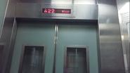 Fujitec DoorIndicator HDB Bugis